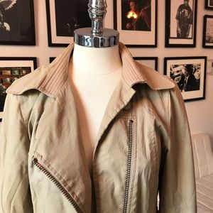 Mackage Jackets & Coats - Mackage trench coat with leather lining
